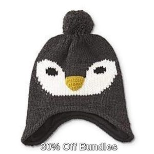 Other - 3/$20 - Penguin Hat